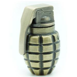 флешка 64Гб Apexto Граната металлическая